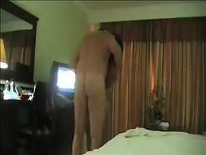 Mature couple fuck in a motel Goldie from dates25com