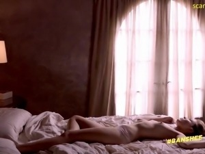 Lili Simmons Nude Scene In Banshee Series ScandalPlanet.Com