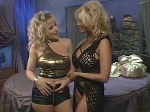 Danni Ashe In Bed With Lana Lotts