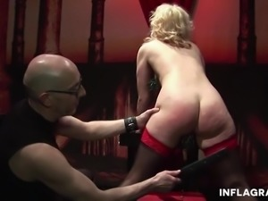 Fetish German Mature Granny